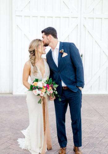White Sparrow Barn Wedding Inspiration