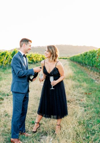 Fredericksburg Texas Vineyard Anniversary