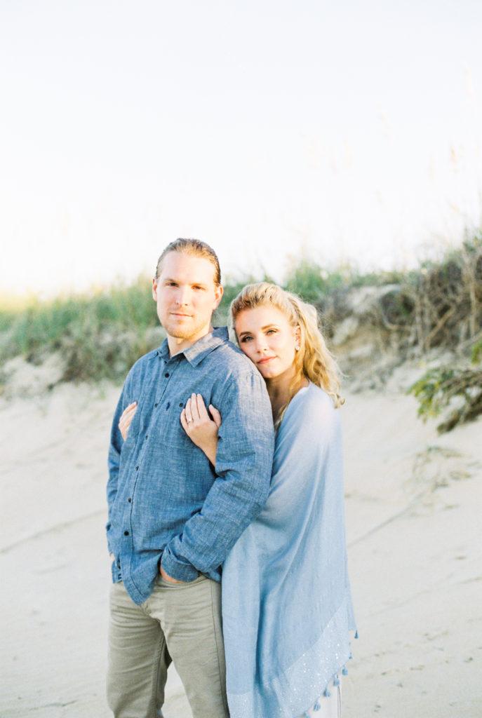 Norfolk Virginia Fine Art Film Wedding Photographer Abbey Leigh Photography