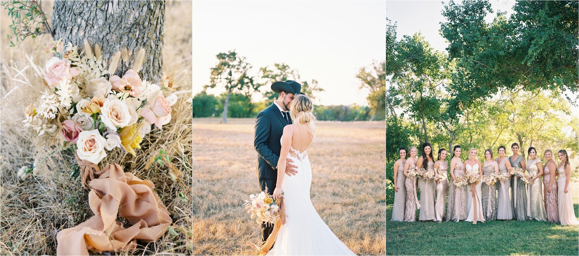 Abilene Fine Art Film Wedding Photographer Abbey Leigh Photography