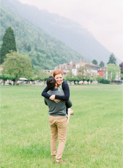 Interlaken, Switzerland Propsal   Abilene and Dallas, Texas & Virginia Wedding Photographer