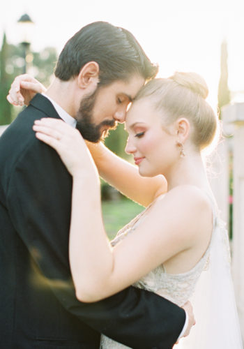 Villa Del Lago Tuscany Wedding Inspiration